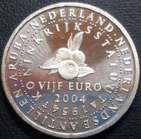 Olanda - 5 Euro 2004 - 50° End Of Colonization Nedthrlands Antilles - KM# 253 - Netherlands