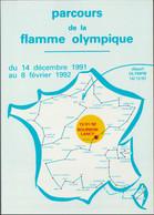 France Postcard 1992 Albertville Olympic Games - Mint (G125-5) - Inverno1992: Albertville