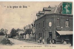 CPA   SOTTEVILLE LES ROUEN   Rue J.B. Gilbert   N° 38 - Sotteville Les Rouen