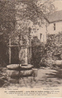 Z+ 20-(70) LUXEUIL LES BAINS - ANCIEN HOTEL DU CARDINAL JOUFFROY - PUITS ET PORTE DU JARDIN ( JEAN LAMOUR , FERRONNIER ) - Luxeuil Les Bains