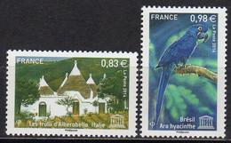 UNESCO - Paire 2014 - Mint/Hinged
