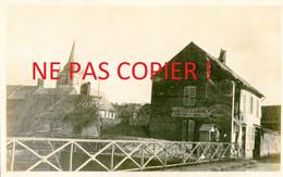 CARTE PHOTO FRANCAISE - UNE VUE DE CAPPY PRES DE BRAY SUR SOMME - SUZANNE - GUERRE 1914 1918 - Oorlog 1914-18