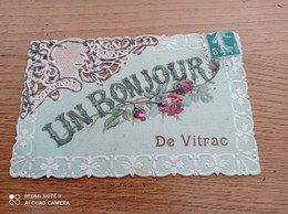 CPA    24 UN BONJOUR DE VITRAC - Sonstige Gemeinden