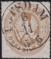 Preussen    .   Michel    .   18a    .    O       .    Gebraucht - Prussia