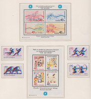 Allemagne Germany Berlin JO Moscou 1980 Perf   ** MNH - Summer 1980: Moscow