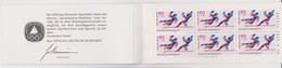 Allemagne Germany Booklet JO Moscou 1980 Perf   ** MNH - Summer 1980: Moscow