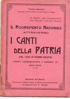 IL RISORGIMENTO NAZIONALE ATTRAVERSO I CANTI DELLA PATRIA - To Identify