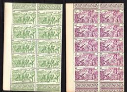 INDOCHINE  PA . Tchad Au Rhin Série De 10 Timbres Neuf ** N° 40  à 45 - 1946 Tchad Au Rhin
