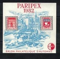 Bloc PARIPEX - CNEP. - CNEP