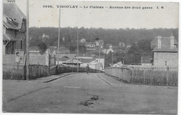 Viroflay - Le Plateau - Aveneu Des Deux Gares - Viroflay