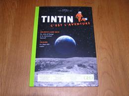 TINTIN C'EST L'AVENTURE N° 1  Magazine Géo BD Objectif Lune L'Ile Noire Hergé Découverte Nature Monde Géographie Pays - Other