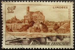 FRANCE N°1019 Oblitéré - Gebruikt