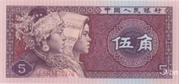 Chine 5 Jiao (P883) 1980 -UNC- - China
