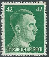 1944 GERMANIA TERZO REICH EFFIGIE 42 P MNH ** - RB33-8 - Ongebruikt