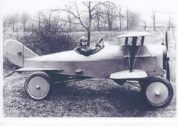 AVION COMBINÉ AVEC 4 ROUES EN 1924   -  CPM - 1919-1938: Fra Le Due Guerre