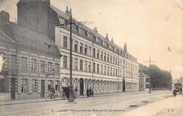 LOOS Pensionnat De L'education Chrétienne Tram Tramway    M 7288 - Loos Les Lille