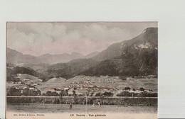 YVORNE Vue Générale - District D'Aigle - VD Vaud