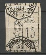 DIEGO-SUAREZ  N° 8 CACHET CORP D'armée TB / Signé CALVES - Used Stamps