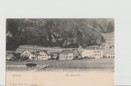 Yvorne   Les  Reynauds - District D'Aigle - VD Vaud