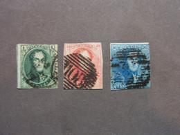 Belgien Old Lot - 1849 Epaulettes