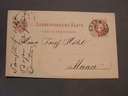 Bozen Karte 1877 - Cartas
