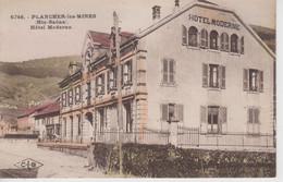 CPA Plancher-les-Mines - Hôtel Moderne - Autres Communes