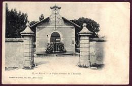 33 - B27861CPA - BLAYE - Le Puits Artésien De L'Abattoir - CARTE PIONNIERE - Très Bon état - GIRONDE - Blaye
