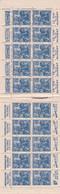 CARNET PUBLICITAIRE N° 257 C 5 Série S 165 - Definitives