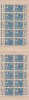 CARNET PUBLICITAIRE N° 257 C 16 Série S 169 - Definitives