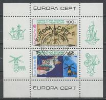 Chypre Turque - Cyprus - Zypern Bloc Feuillet 1983 Y&T N°BF4 - Michel N°B4 (o) - EUROPA - Usados