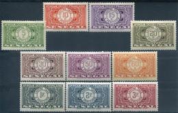 SÉNÉGAL - Y&T Taxes N° 22-31 * - Postage Due