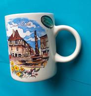 Tasse, Mug Publicitaire Ville De SAINT CERE (Lot) - Cups