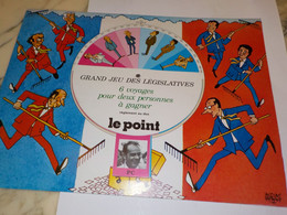 GRAND JEU DES LEGISLATIVES 1978 - Collections