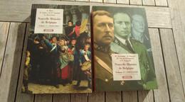 Nouvelles Histoire De La Belgique. Deux Volumes. - History