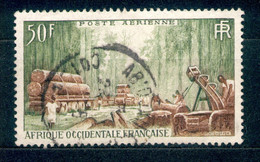 A.O.F. Afrique Occidentale Francaise - Französisch Westafrika 1954 - Michel Nr. 67 O - Oblitérés