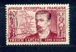 A.O.F. Afrique Occidentale Francaise - Französisch Westafrika 1952 - Michel Nr. 63 O - Oblitérés