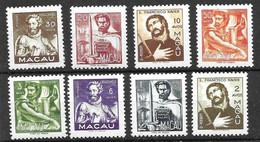 Macau Macao Mnh ** 170 Euros 1951 - Unused Stamps
