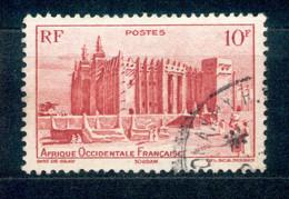 A.O.F. Afrique Occidentale Francaise - Französisch Westafrika 1947 - Michel Nr. 49 O - Oblitérés