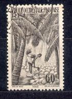 A.O.F. Afrique Occidentale Francaise - Französisch Westafrika 1947 - Michel Nr. 38 O - Oblitérés