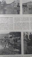 PRO FAMILIA 1907 INONDAZIONE LUINO PALLANZA VALLE DEL PO CRISSOLO PAESANA OTTAVIANO ORSENIGO LODI - Sin Clasificación