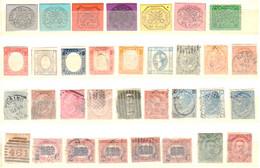 Italie - Collection 270 Timbres Dès 1855 - Lotti E Collezioni