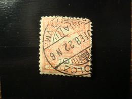 TIMBRE HONGRIE 10 FILLER 1900 / 1905 - Gebraucht