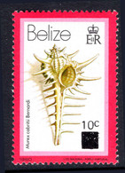 Belize 1981 Shell Provisional Unmounted Mint. - Belize (1973-...)