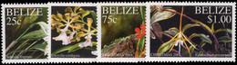 Belize 2001 Christmas. Orchids Unmounted Mint. - Belize (1973-...)