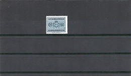 FR-00049- 1934 SEGNATASSE - STEMMA SABAUDO CON FASCI   C.60   MNH - Portomarken