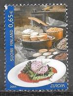 2005 Gastronomy - Whitefish-beetroot Tartare, Used - Usados