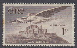 Ireland, Scott #C1, Mint Hinged, Angel Over Ireland, Issued 1948 - Airmail