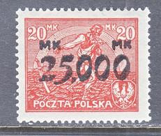 POLAND 196  * - Unused Stamps