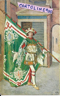 Toscana-siena Paggi Delle Storiche Contrade Di Siena Oca (f.piccolo/viagg/v.retro) - Siena
