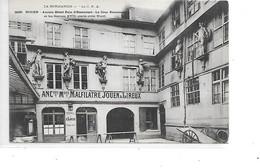 DEP. 76 ROUEN N°2239 Ancien Hôtel - Pain D'Etancourt - La Cour Renaissance - Anciennes Maisons Malfilatre Jouen & Lireux - Rouen